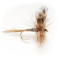Anglers SELECT Assortment DRY FLIES 18 flies Fly Fishing Flies