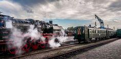 40-jarig jubileum van de VSM - Reizen met de trein
