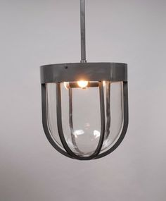 Factory Pendant by Darryl Carter traditional pendant lighting