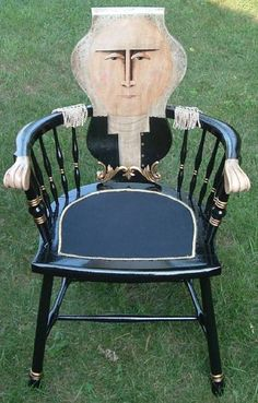 George Washington Chair_ ever been 'hugged' by a General??