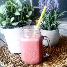 Smoothie fraise