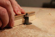 Każdy rękodzielnik jest swego rodzaju rzemieślnikiem – artystą. W pracy uzyskuje się idealnie symetryczny kształt przynęty.