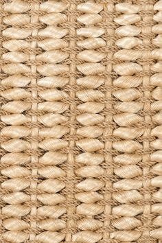 Culasi handwoven abaca rug in Pearl colorway, by Merida. Natural Fiber Rugs, Natural Texture, Texture Design, Texture Art, Walnut Texture, Weaving Patterns, Textile Patterns, Jute Rug, Woven Rug
