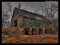 River Bottoms Barn by boron on @DeviantArt