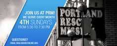 Upcoming Events | Fourth Sunday at Portland Rescue Mission ... Homeless Veterans, Upcoming Events, Portland, Archive, Sunday, Domingo