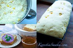 Chleb kukurydziany | Kwestia Smaku Ethnic Recipes, Food, Beverages, Corn Bread, Essen, Meals, Yemek, Eten