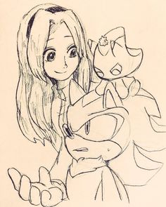 Shadow, Maria and Shadow Chao