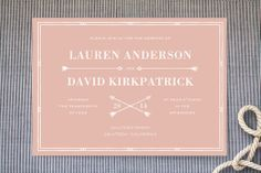 Love in Estilo Wedding Invitations
