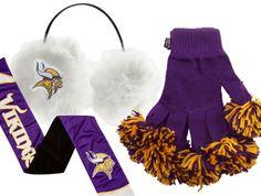 Stay warm & in style #VikingsGear #Vikings