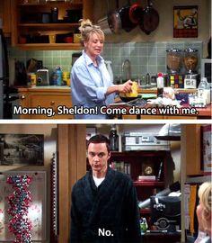 Sheldon is Grumpy Cat!
