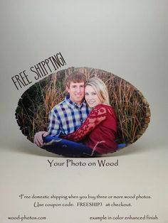 Wood Photo, Custom Wood Photo Transfer, Rustic Home Decor, Your Photo on Wood, Wood Burned