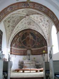 Kalkmalerier Fanefjord kirke