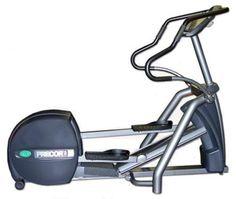 Eliptical - my favorite piece of gym equipment