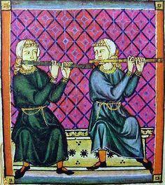 flute middle ages - Buscar con Google