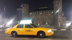 New York taxi in Torino by: 01a-teamservice.com