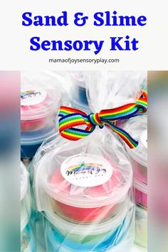 Sensory Table, Sensory Bins, Sensory Activities, Sensory Play, Toddler Activities, Sensory Bottles For Toddlers, Slime Containers, Sand Slime, Sensory Experience