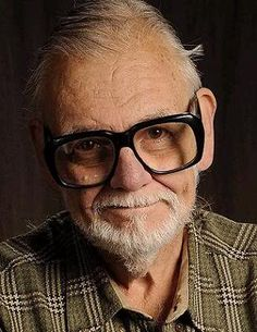 George Romero, writer/director of numerous zombie movies, including Night of the Living Dead. King of the dead!