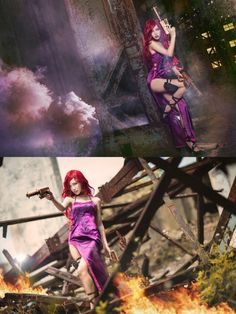 Miss Fortune cosplay Cosplay League Of Legends, Lol League Of Legends, Miss Fortune Cosplay, Cosplay Ideas, Costume Ideas, Halloween Cosplay, Halloween Costumes, Call Of Duty Zombies, Cos Play