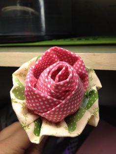 Uma unica rosa..