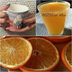 APPELSIINIT TUOREMEHU Minä tykkään APPELSIINITUOREMEHUSTA…NAM Erityisesti Kylmästä, raikkaasta ja vasta puristetusta Appelsiinituoremehusta, jota olen saanut ja nauttinut esim. ETELÄN …