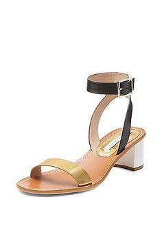 Wedge Sandals - Designer Heels - Designer Shoes by DVF