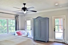 Exceptional modern french country decor are offered on our website. look at this and you wont be sorry you did. Modern French Country, French Country Bedrooms, French Country House, French Farmhouse, French Decor, French Country Decorating, Property Design, Bedroom Layouts, Bedroom Ideas