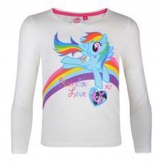 Girls My Little Pony Long Sleeve T Shirt