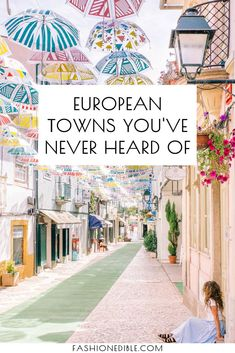 Hidden Gems in Europe | Europes Hidden Gems | Off the beaten path Europe | Hidden towns in Europe | Non-touristy places in Europe