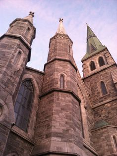 Ceremony: St. Patrick Cathedral, Norwich, CT