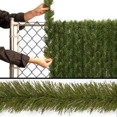 National Tree Company 8-foot x 4-inch Insta-Hedge 64-piece Kit (Green) (Plastic)