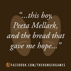 Take a hint from Peeta. Ladies love bread.