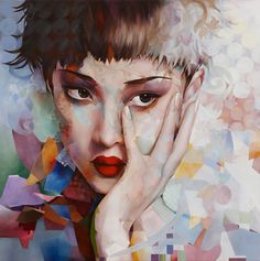 Wendy Ng, paintings - ego-alterego.com