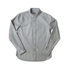 Carver Shirt Slate