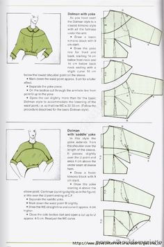 Sensational Tips Sewing Pattern Ideas. Brilliantly Tips Sewing Pattern Ideas. Sewing Hacks, Sewing Tutorials, Sewing Projects, Techniques Couture, Sewing Techniques, Easy Sewing Patterns, Clothing Patterns, Pattern Cutting, Pattern Making