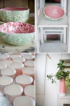 samantha Robinsons beautifully detailed porcelain