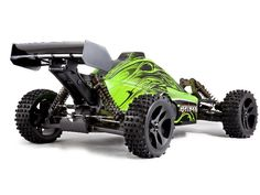 RedCat Racing Rampage XB Buggy 1/5 Scale Gas (With 2.4GHz Remote Control) Green