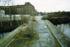 Landwehrkanal 1990