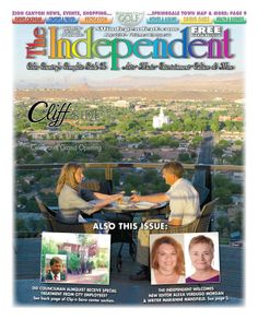 May Independent Cover