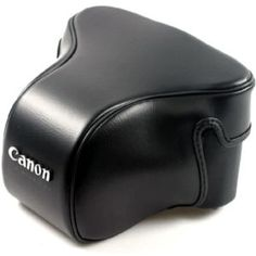 New Canon FTb SLR Camera Fitted Case 35mm Film Leather