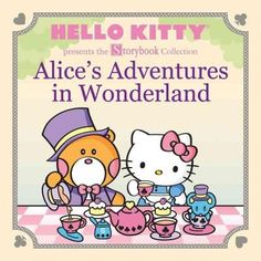 One day while picnicking with her twin sister, Mimmy, Hello Kitty falls asleep and dreams of a faraway land of tarts and queens and tea parties . . .