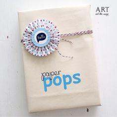 DIY Paper Pops | Follow @ventunoart #diy #diyvideos #diycrafts #diyproject #diytutorial #papercraft #giftwrapping #giftideas… Paper Pop, Diy Paper, Paper Crafts, Art All The Way, Pop Songs, Diy Videos, Diy Tutorial, Diy Gifts, Origami