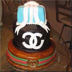Birthday cake for the diva!