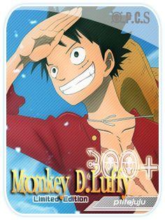 Monkey D. Luffy LE, One Piece
