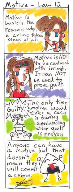 Motive - Law 12 - PART 7 by KasurinSama.deviantart.com on @DeviantArt