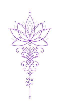 Small Lotus Tattoo, Lotus Tattoo Design, Henna Tattoo Designs, Flower Tattoo Designs, Lotus Tatoos, Tattoo Stencil Designs, Lotus Mandala Design, Henna Tattoo Stencils, Tattoo Ideas