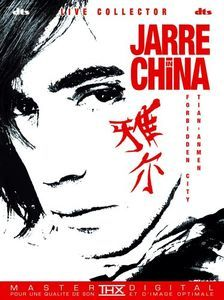 Jean-Michel Jarre - Jarre In China (Forbidden City - Tian'anmen) (DVD) at Discogs