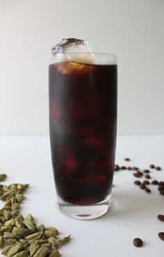 Cardamom Cold Brew Coffee #coffee #coldbrew #cardamom