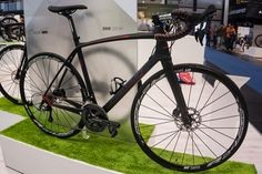Merida Ride Disc 7000 at Eurobike 2014 | Racefietsblog.nl