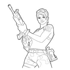 Fortnite Dab Coloring Pictures | zeichnung | Pinterest ...