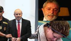RS Notícias: A prisão de Guido Mantega e o choro da esquerda